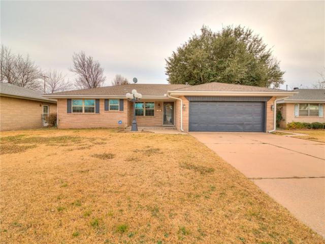 2844 SW 78th Street, Oklahoma City, OK 73159 (MLS #799291) :: Wyatt Poindexter Group