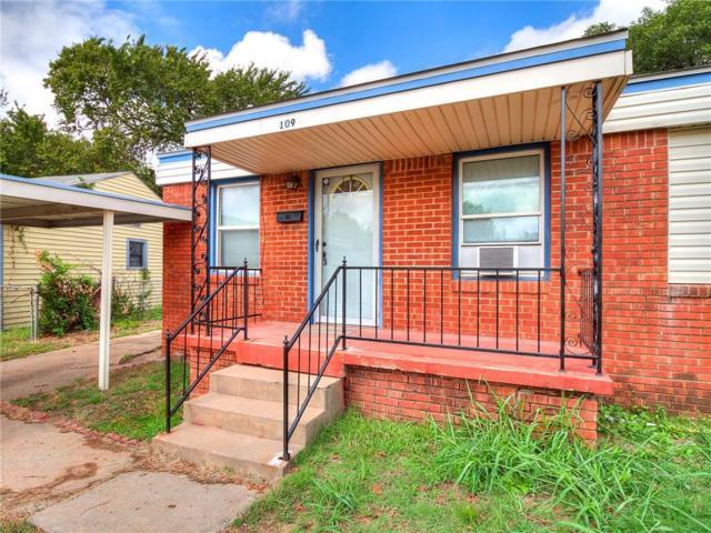109 W Lilac Ct, Midwest City, OK 73110 (MLS #799361) :: Wyatt Poindexter Group