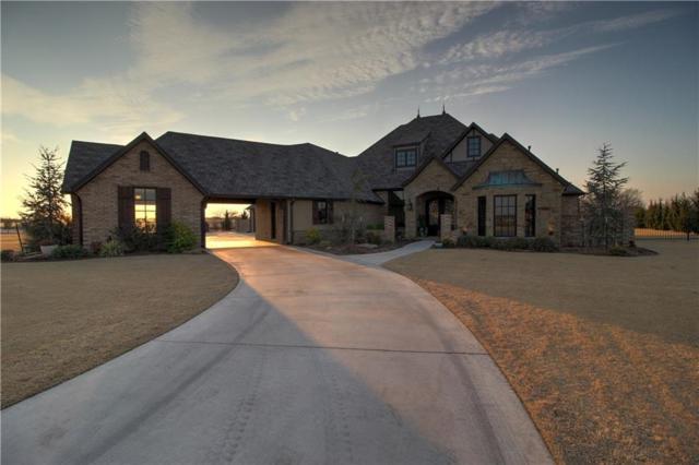 21959 Villagio Drive, Edmond, OK 73012 (MLS #799398) :: Homestead & Co