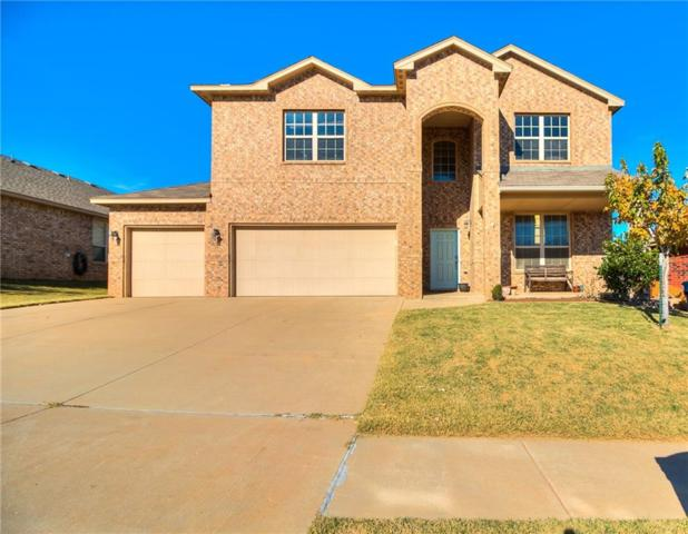 11213 NW 96th, Yukon, OK 73099 (MLS #799459) :: Wyatt Poindexter Group