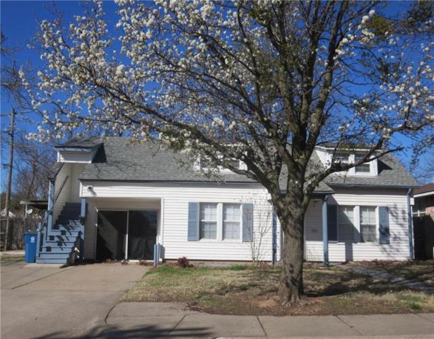 611 S University, Edmond, OK 73034 (MLS #799496) :: Homestead & Co