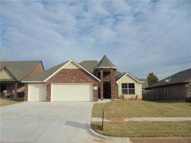 317 Stoneridge, Moore, OK 73160 (MLS #799508) :: Wyatt Poindexter Group