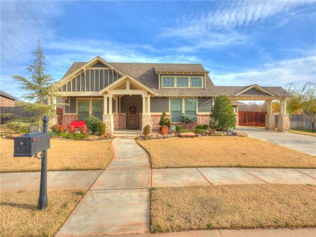13204 Rock Canyon Road, Oklahoma City, OK 73142 (MLS #799529) :: Homestead & Co