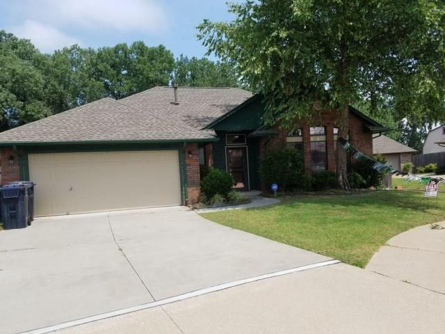 11832 Kingsridge Terrace, Oklahoma City, OK 73170 (MLS #799545) :: Wyatt Poindexter Group