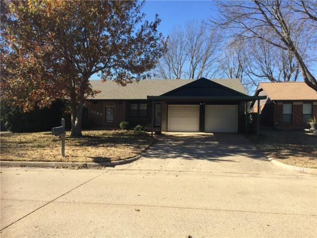 1205 Kings Court, Moore, OK 73160 (MLS #799546) :: Barry Hurley Real Estate