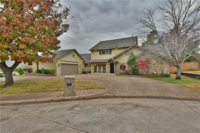 1304 Burnham Court, Edmond, OK 73025 (MLS #799584) :: Wyatt Poindexter Group