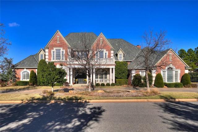 14624 Mistletoe Drive, Oklahoma City, OK 73142 (MLS #799597) :: Homestead & Co