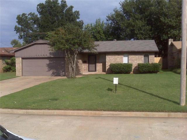 11100 N Blackwelder, Oklahoma City, OK 73120 (MLS #799598) :: Homestead & Co