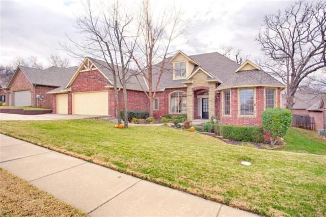 3317 Ashe Spring Drive, Edmond, OK 73034 (MLS #799611) :: Homestead & Co