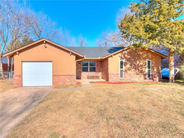 1309 E Boyd Street, Norman, OK 73071 (MLS #799616) :: Homestead & Co