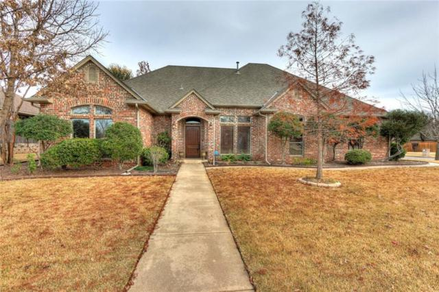 15000 Brasswood Parkway, Edmond, OK 73013 (MLS #799643) :: Wyatt Poindexter Group
