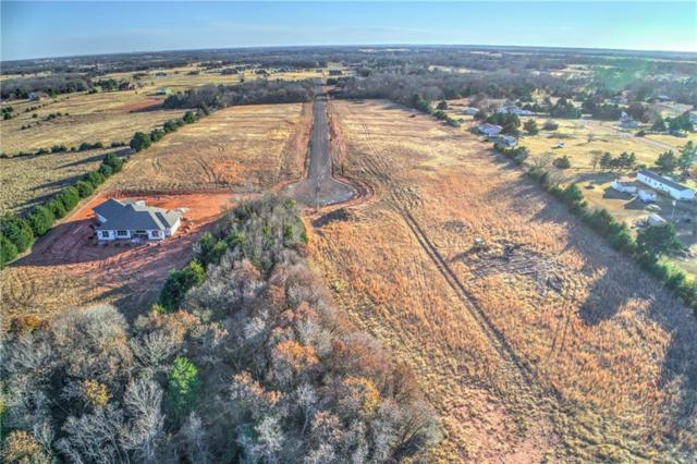 Country Lot 1 Court, Noble, OK 73068 (MLS #799657) :: Wyatt Poindexter Group