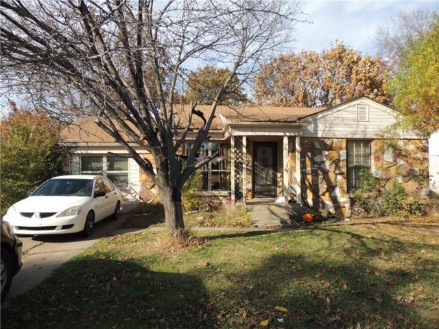 1433 Lafayette Drive, Oklahoma City, OK 73119 (MLS #799666) :: Wyatt Poindexter Group