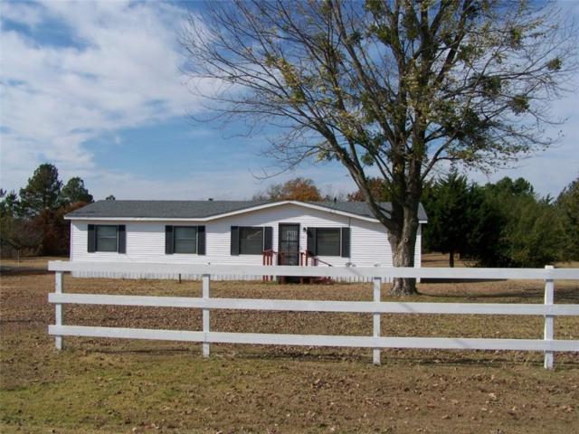 10901 Shady Acres Rd, Wayne, OK 73095 (MLS #799669) :: Erhardt Group at Keller Williams Mulinix OKC