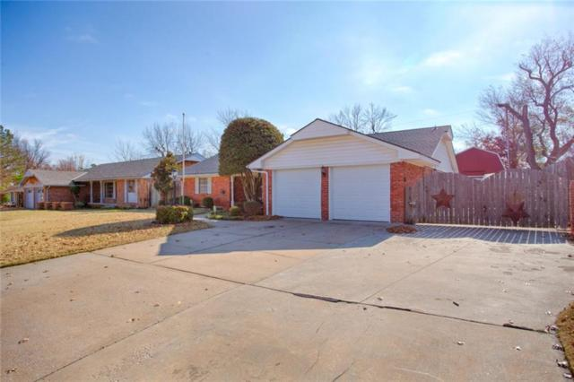 5016 NW 61st Place, Oklahoma City, OK 73122 (MLS #799672) :: Wyatt Poindexter Group