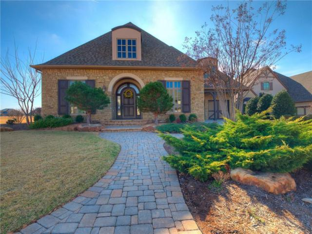 3104 NW 157th Street, Edmond, OK 73013 (MLS #799698) :: KING Real Estate Group