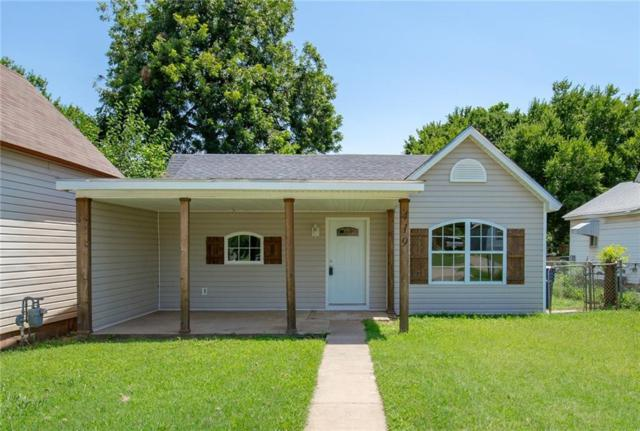 419 E Perkins, Guthrie, OK 73044 (MLS #799702) :: UB Home Team