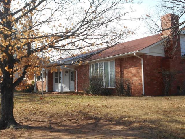 223 N Drexel Street, Guthrie, OK 73044 (MLS #799704) :: Wyatt Poindexter Group