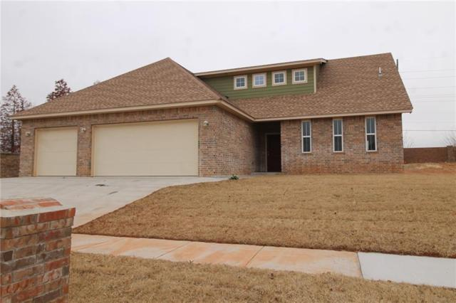 4725 Granite, Oklahoma City, OK 73179 (MLS #799723) :: Wyatt Poindexter Group