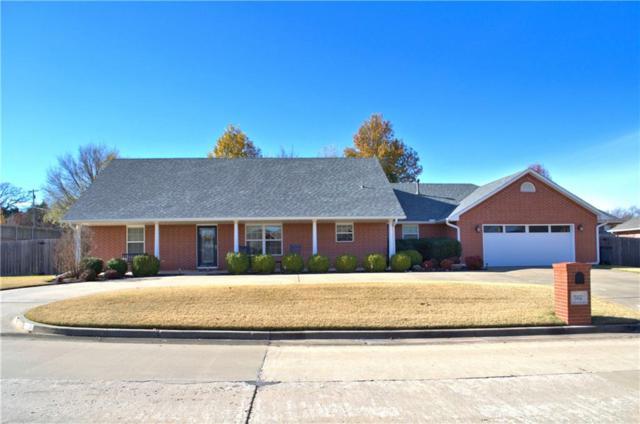 502 Pool Lane, Shawnee, OK 74801 (MLS #799735) :: Wyatt Poindexter Group