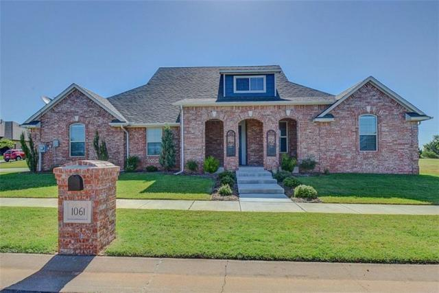 1061 Siena Springs, Norman, OK 73071 (MLS #799740) :: Wyatt Poindexter Group