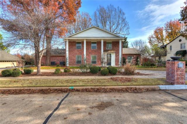1813 Valley Ridge Road, Norman, OK 73072 (MLS #799750) :: Barry Hurley Real Estate