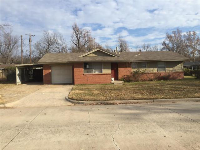 2200 N Keeton, Bethany, OK 73008 (MLS #799808) :: Wyatt Poindexter Group