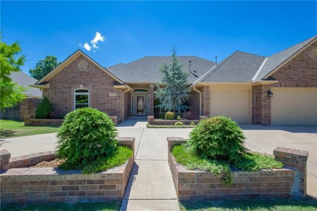 12013 Lorien Way, Oklahoma City, OK 73170 (MLS #799842) :: Wyatt Poindexter Group