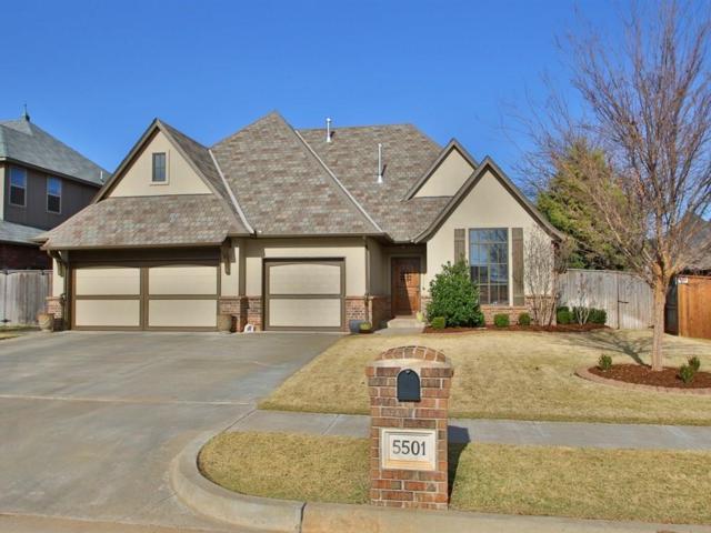 5501 NW 130th Street, Oklahoma City, OK 73142 (MLS #799852) :: Wyatt Poindexter Group
