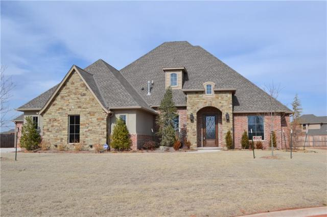 1109 W Jasmine Way, Mustang, OK 73064 (MLS #799871) :: Wyatt Poindexter Group