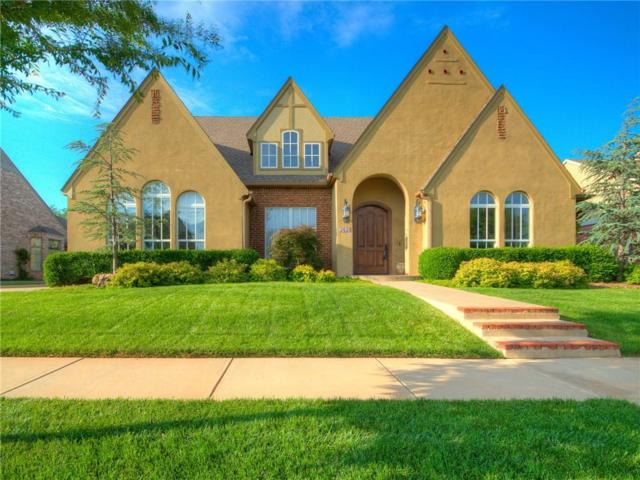 1612 NW 179th Terrace, Edmond, OK 73012 (MLS #799873) :: Wyatt Poindexter Group