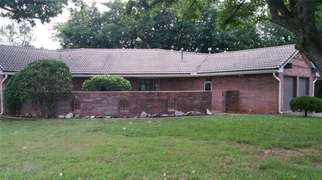 1618 Oakhurst Avenue, Norman, OK 73071 (MLS #799881) :: Wyatt Poindexter Group