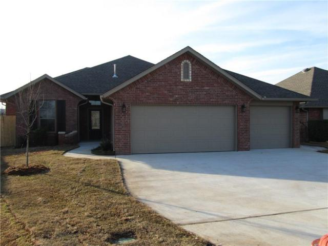 4545 Kiva Court, Oklahoma City, OK 73135 (MLS #799905) :: Wyatt Poindexter Group