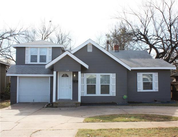 230 SE 38th Street, Oklahoma City, OK 73129 (MLS #799917) :: Wyatt Poindexter Group