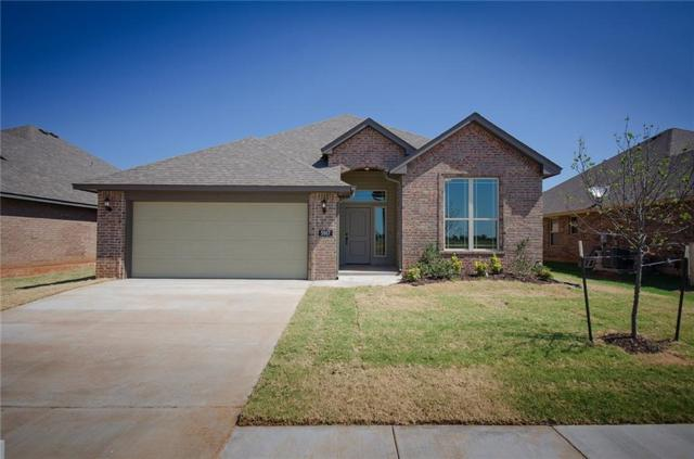 15917 Burkett Circle, Edmond, OK 73013 (MLS #799934) :: Wyatt Poindexter Group