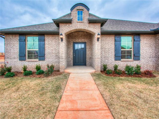 8004 NW 160th Street, Edmond, OK 73013 (MLS #799959) :: Wyatt Poindexter Group