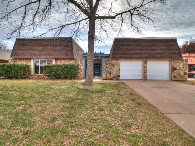 2312 NW 113th Place, Oklahoma City, OK 73120 (MLS #799981) :: Wyatt Poindexter Group