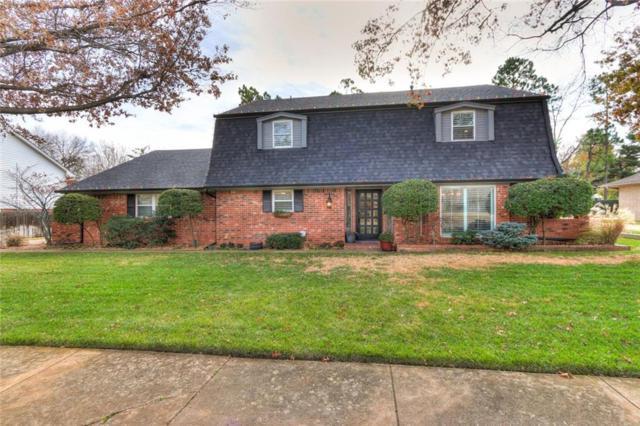 4216 Valley Vista, Norman, OK 73072 (MLS #799989) :: Barry Hurley Real Estate