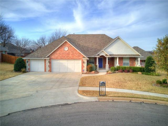 2017 Marymount Road, Norman, OK 73071 (MLS #799998) :: Homestead & Co
