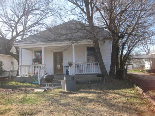 536 N Pottenger Avenue, Shawnee, OK 74801 (MLS #800068) :: Wyatt Poindexter Group