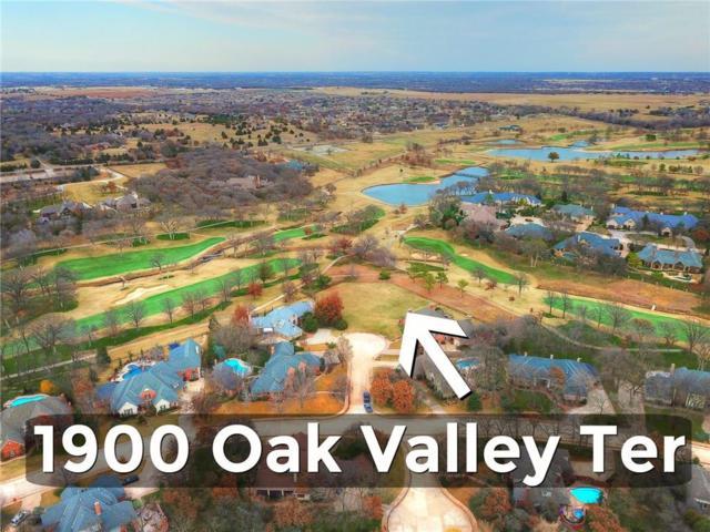 1900 Oak Valley Terrace, Edmond, OK 73025 (MLS #800069) :: Homestead & Co