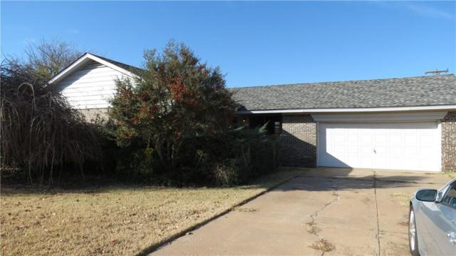 2001 Flamingo Lane, Altus, OK 73521 (MLS #800097) :: Wyatt Poindexter Group