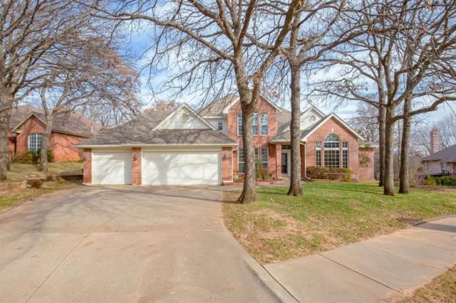 2708 Ashe Brooke Place, Edmond, OK 73034 (MLS #800098) :: Homestead & Co