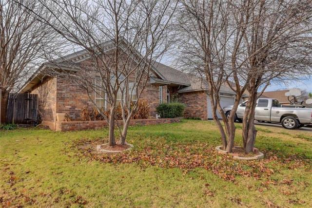 11737 Blue Moon Avenue, Oklahoma City, OK 73162 (MLS #800113) :: Wyatt Poindexter Group