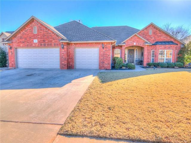 212 Highland Terrace, Norman, OK 73069 (MLS #800142) :: Barry Hurley Real Estate