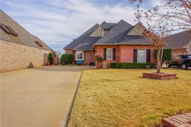 15612 Traditions Boulevard, Edmond, OK 73013 (MLS #800186) :: Homestead & Co