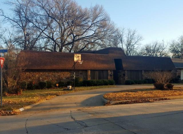 2 Comanche Drive, Shawnee, OK 74801 (MLS #800210) :: Wyatt Poindexter Group