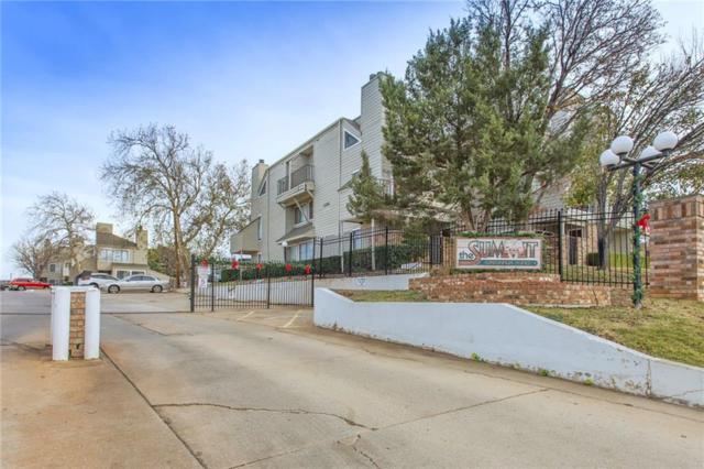 11500 N May A 202, Oklahoma City, OK 73120 (MLS #800229) :: Erhardt Group at Keller Williams Mulinix OKC