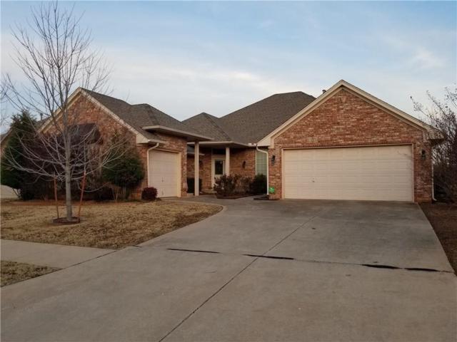 14916 Salem Creek, Edmond, OK 73013 (MLS #800231) :: Wyatt Poindexter Group