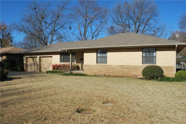 1517 Melrose, Norman, OK 73069 (MLS #800233) :: Wyatt Poindexter Group